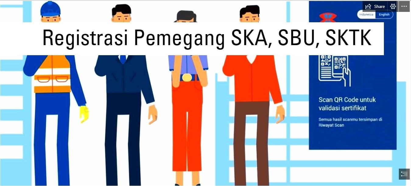 Konversi SKA Elektronik, Segera !!!